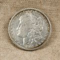 1901-O Morgan Silver Dollar